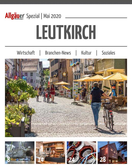 Allgäuer Wirtschaftsmagazin Regio Spezial Leutkirch