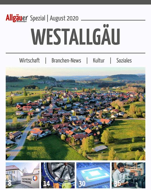 Allgäuer Wirtschaftsmagazin Regio Spezial Westallgäu