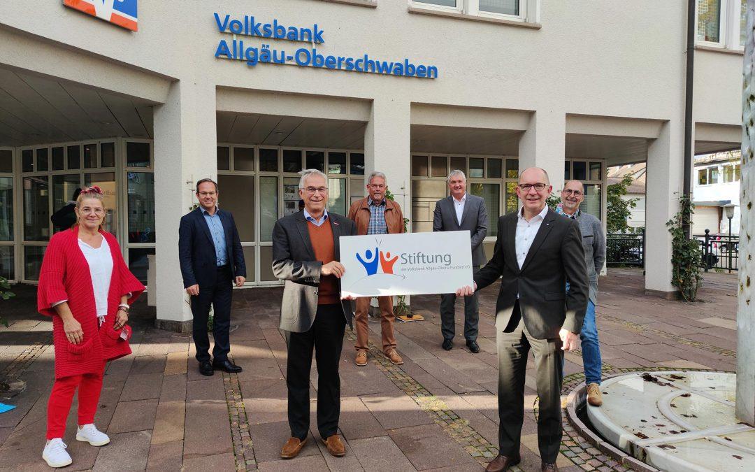Stiftung der VBAO spendet 27.000 Euro an regionale Einrichtungen
