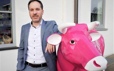 Neuer Kaufmännischer Leiter bei der Allgäuer Hof-Milch