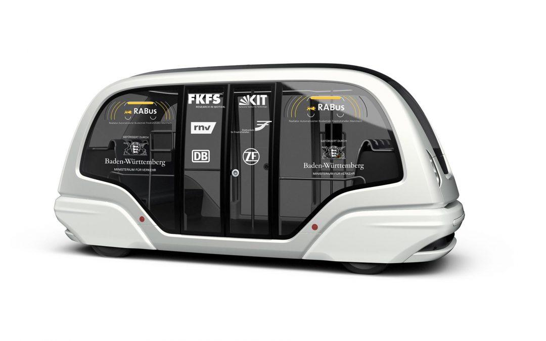 Autonomes Fahren im ÖPNV – Forschungsprojekt RABus gestartet