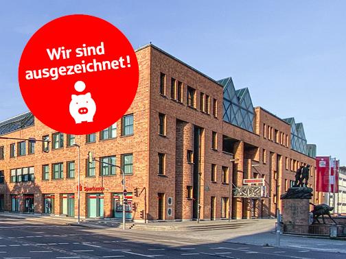 Doppelte Auszeichnung für Kreissparkasse Ravensburg bei Focus Money