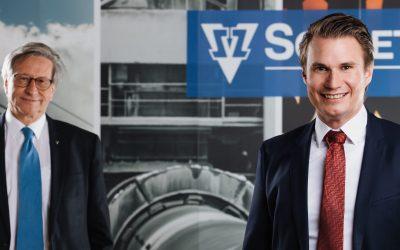 Geschäftsführerwechsel bei Schretter & Cie