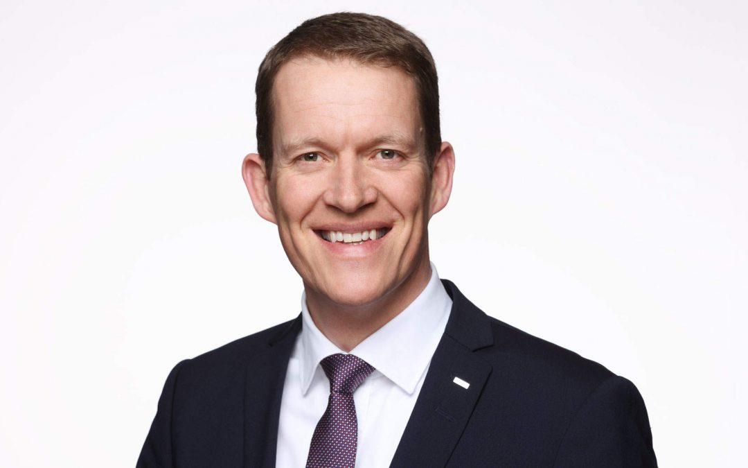 Burkhard Eling startet als neuer CEO von DACHSER