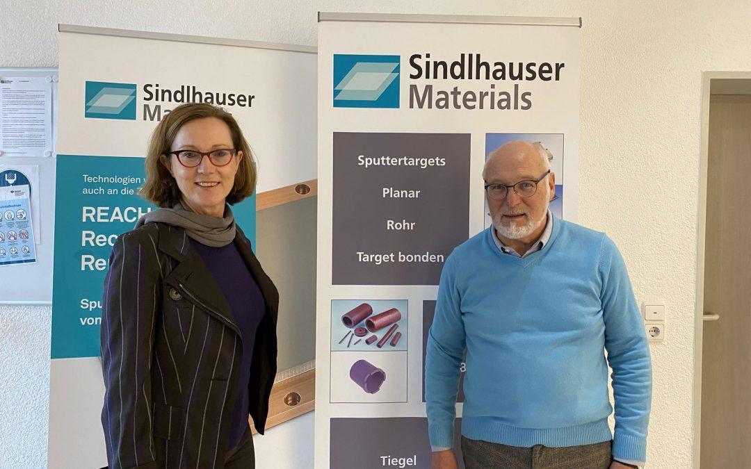 Die Sindlhauser Materials GmbH sichert Nachfolge