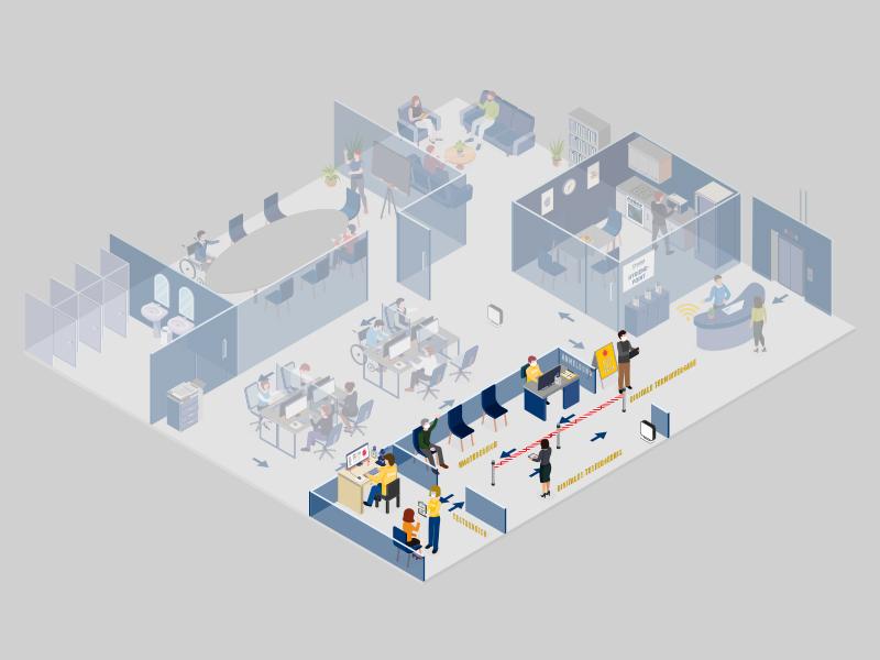 Geiger FM erweitert die bestehende Pandemie-MAX-Planung um Test-Center