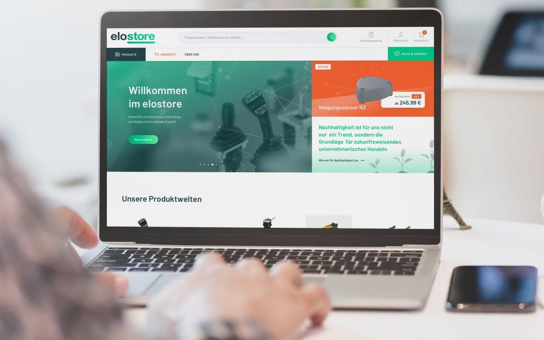 Elobau startet digitalen Vertrieb