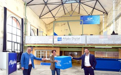 Sozialbau schließt Kooperation mit Allgäu Digital