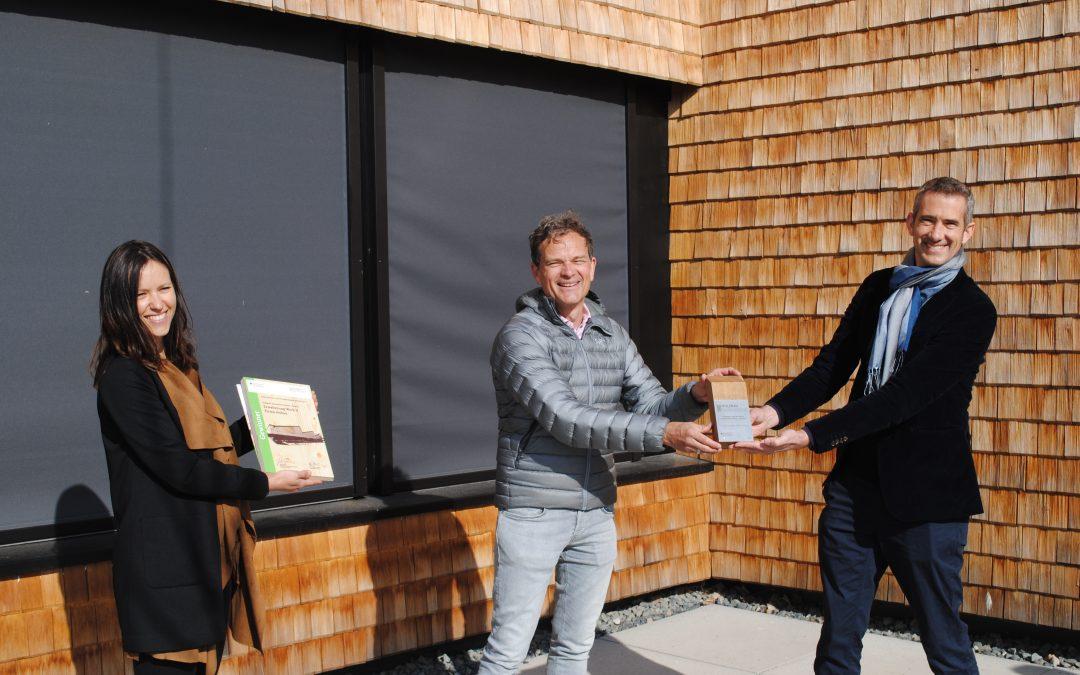 Architekturpreis des Bundes für Elobau