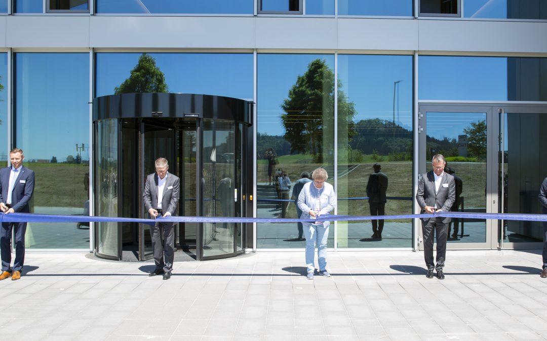 Neues Trainings- und Anwendungszentrum von Multivac