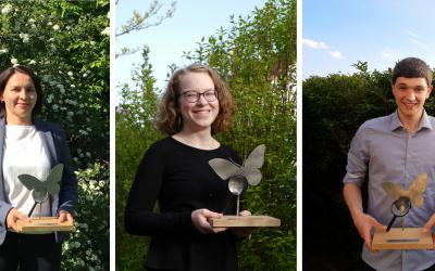 Drei Sieger für den Sieglinde Vollmer Preis 2021