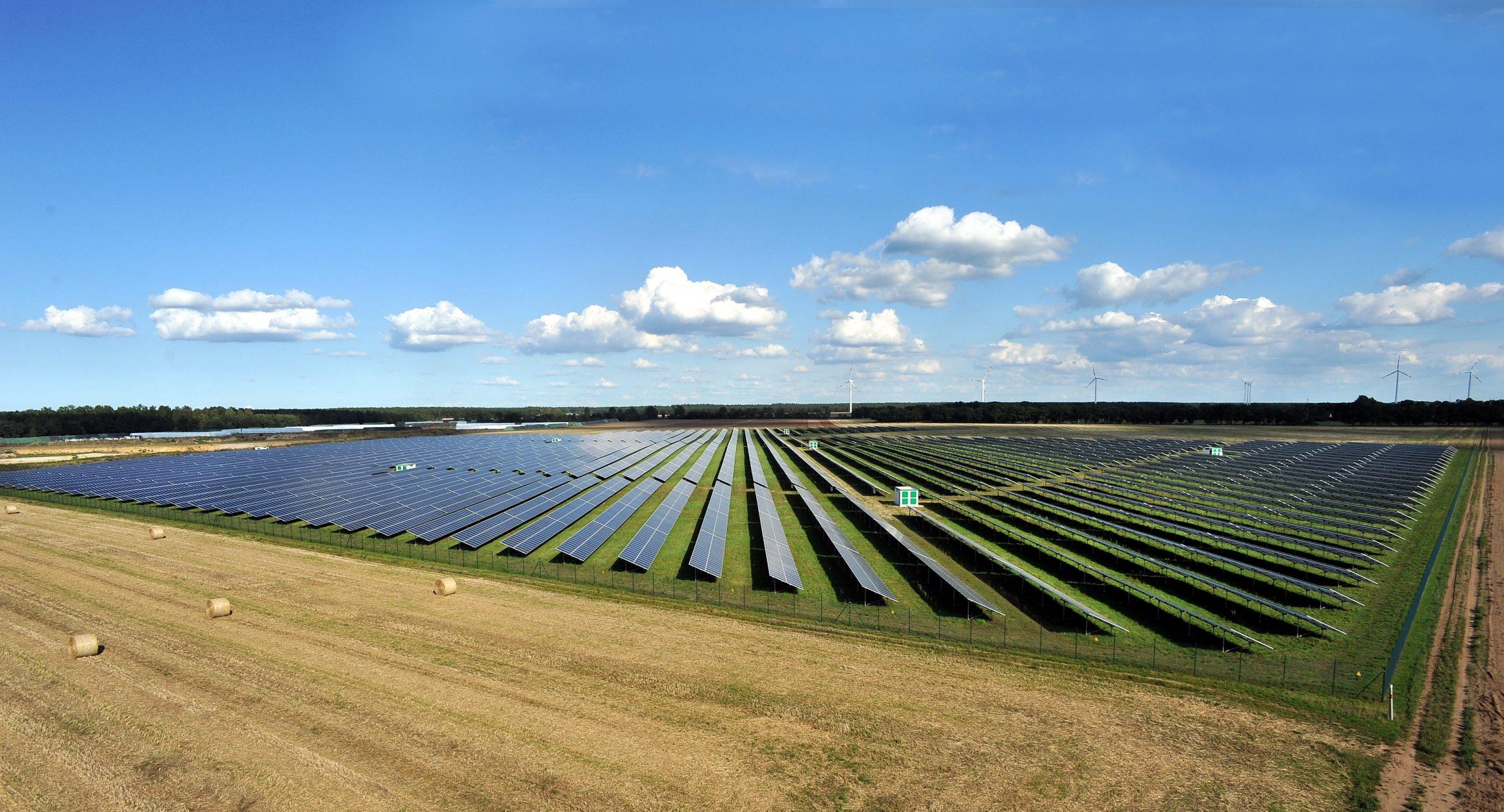 Wattner Solarkraftwerk Sülte 2