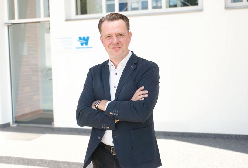 Neuer Vertriebsleiter bei Pumpenfabrik Wangen